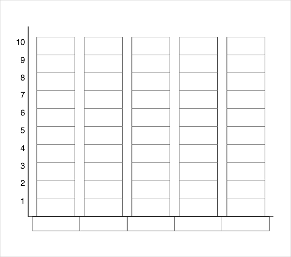 Bar Graph Template Free
