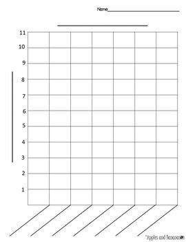 Bar Graph Template Maker