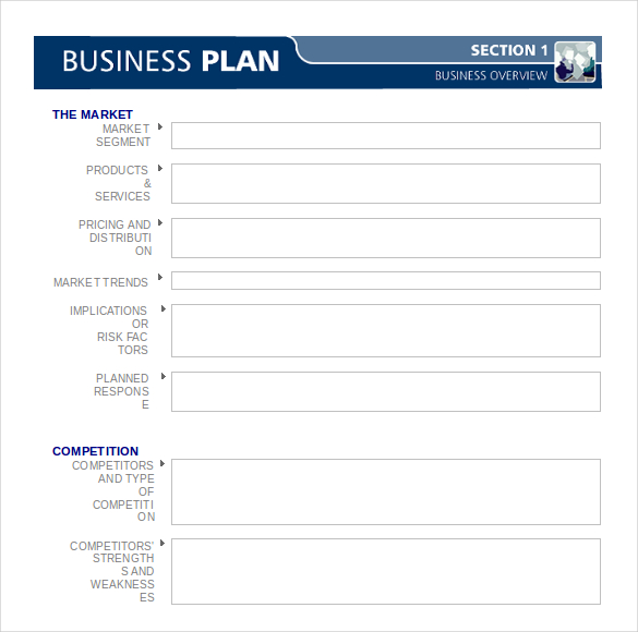 Business Plan Templates 43+ Examples in Word | Free & Premium