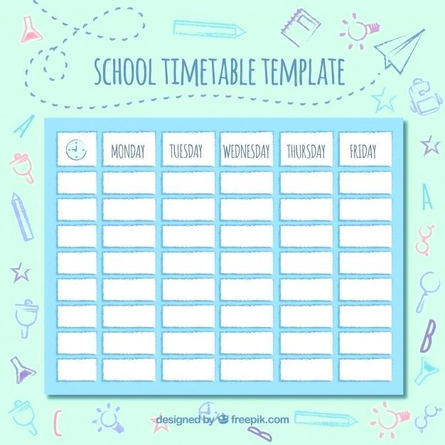 cute schedule maker Londa.britishcollege.co