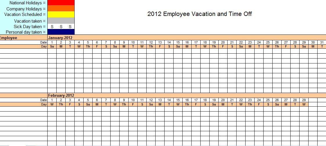 vacation tracker Londa.britishcollege.co