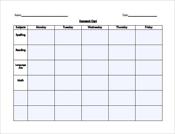 Revision Timetable Templates | Brookvale Groby Learning Campus
