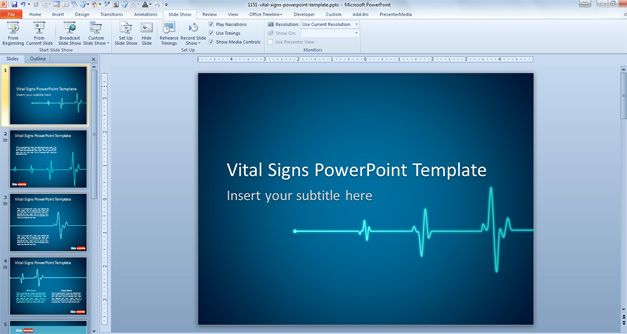 free animated powerpoint presentation templates download completed