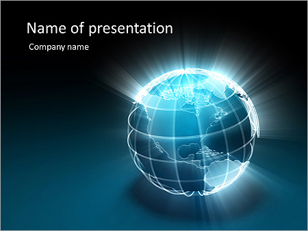 Powerpoint Template Free Animated