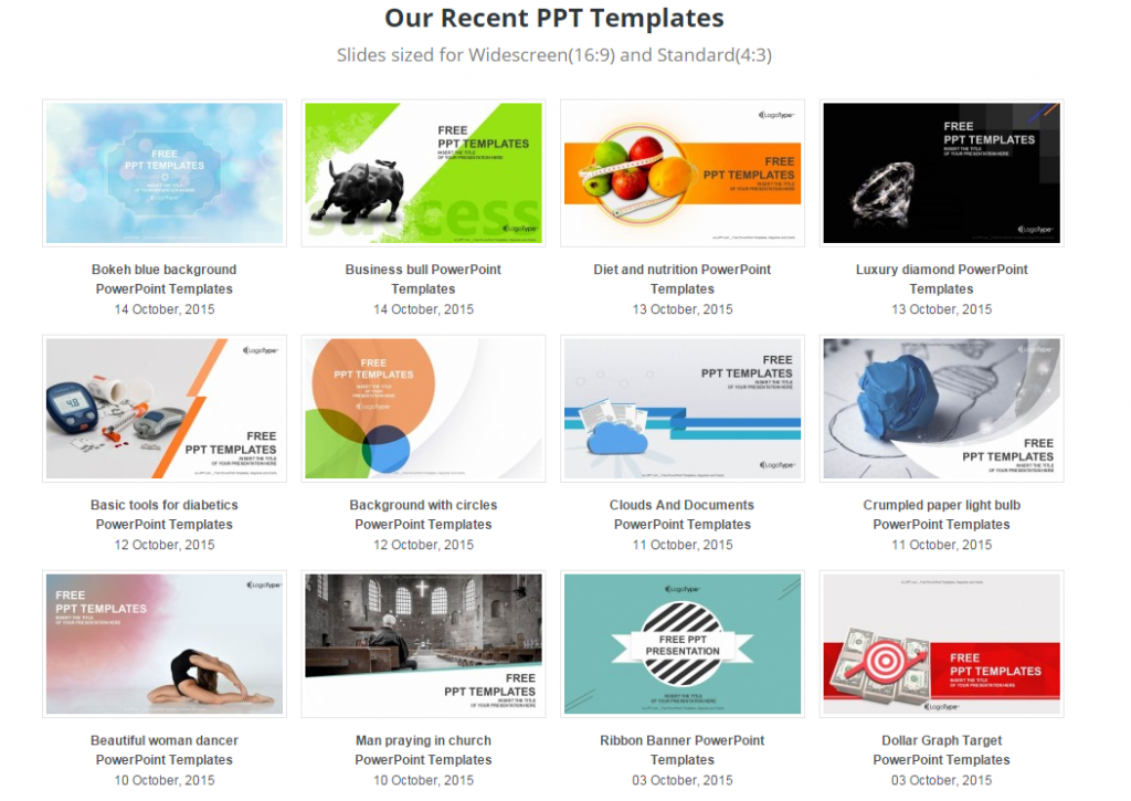 free powerpoint design templates free powerpoint template design