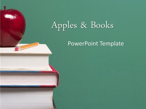 Powerpoint Template Free Download Education
