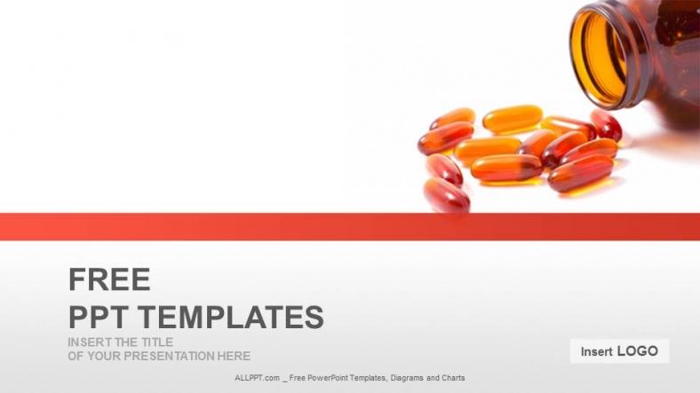 Medicine PPT Template