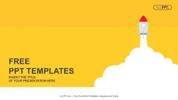 Simple PowerPoint Templates Design