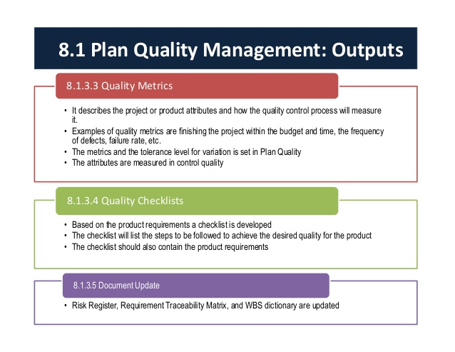 quality plan templates Londa.britishcollege.co