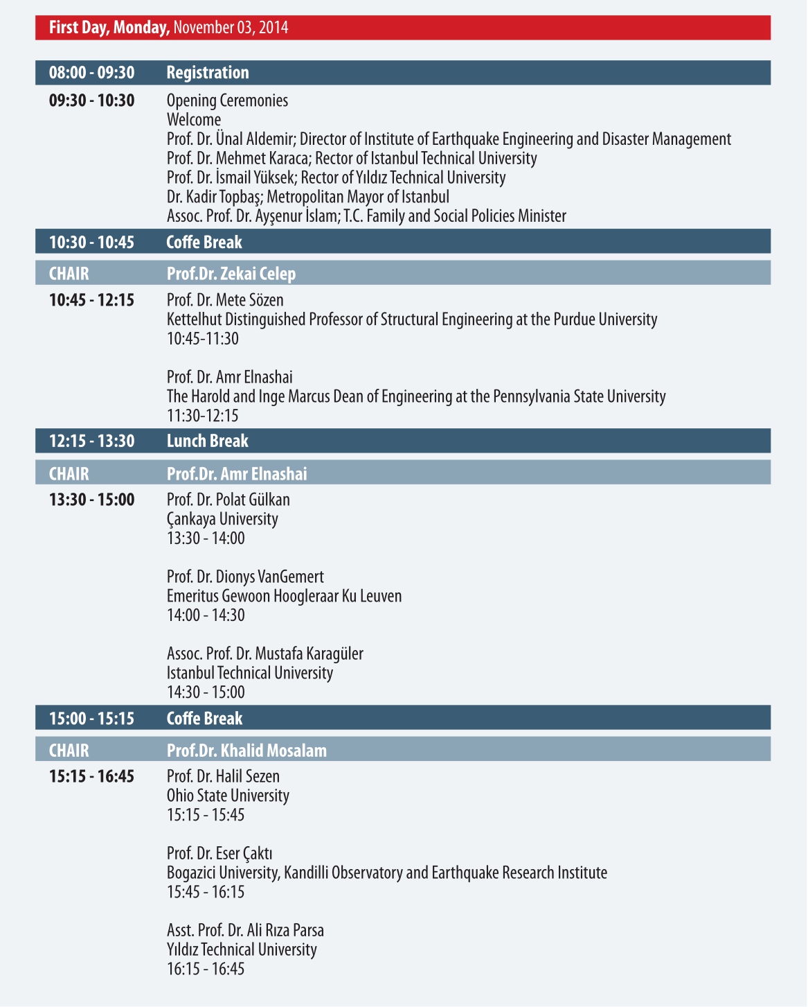 Conference Schedule Template Example Free Agenda Basic Meeting