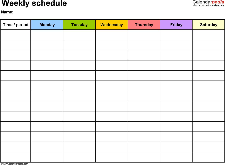 google schedule template Londa.britishcollege.co