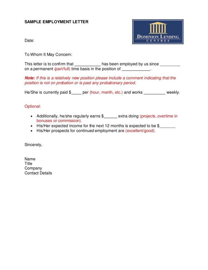 sample employment letter 1 728