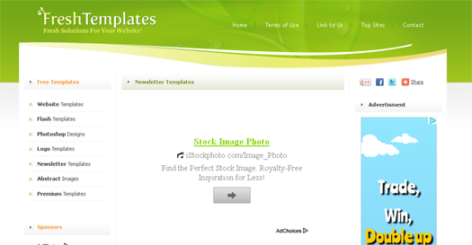 Template Free Download For Html
