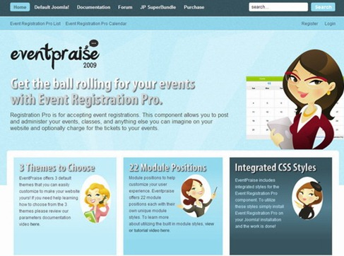 Template Free Download Joomla