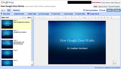 Concerns About Google Docs | HowStuffWorks