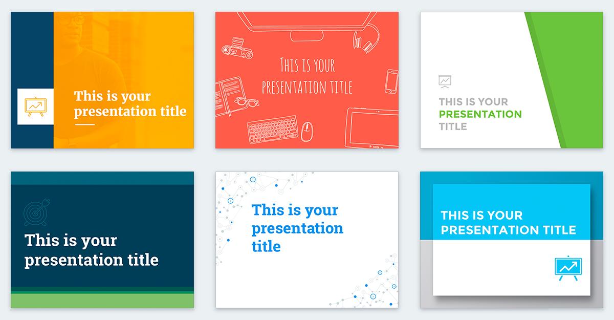 Templates For Google Docs Presentation