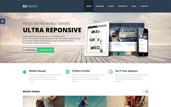 Templates Free Download Bootstrap
