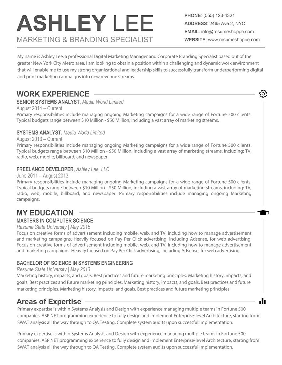 Resume Templates Mac Word Word Resume Template Mac Epic Resume