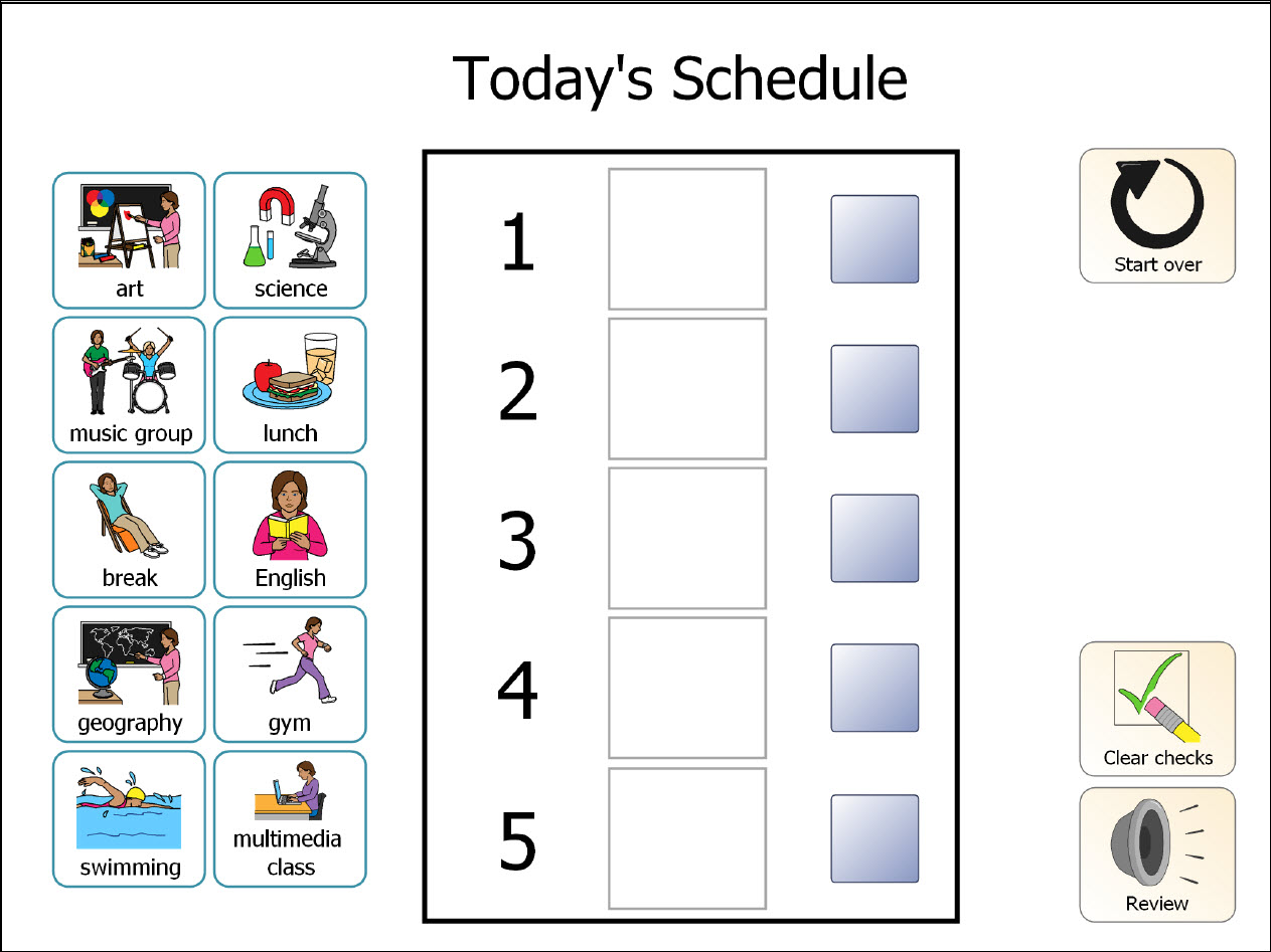 Classroom Environment for Students with Autism and Other Low