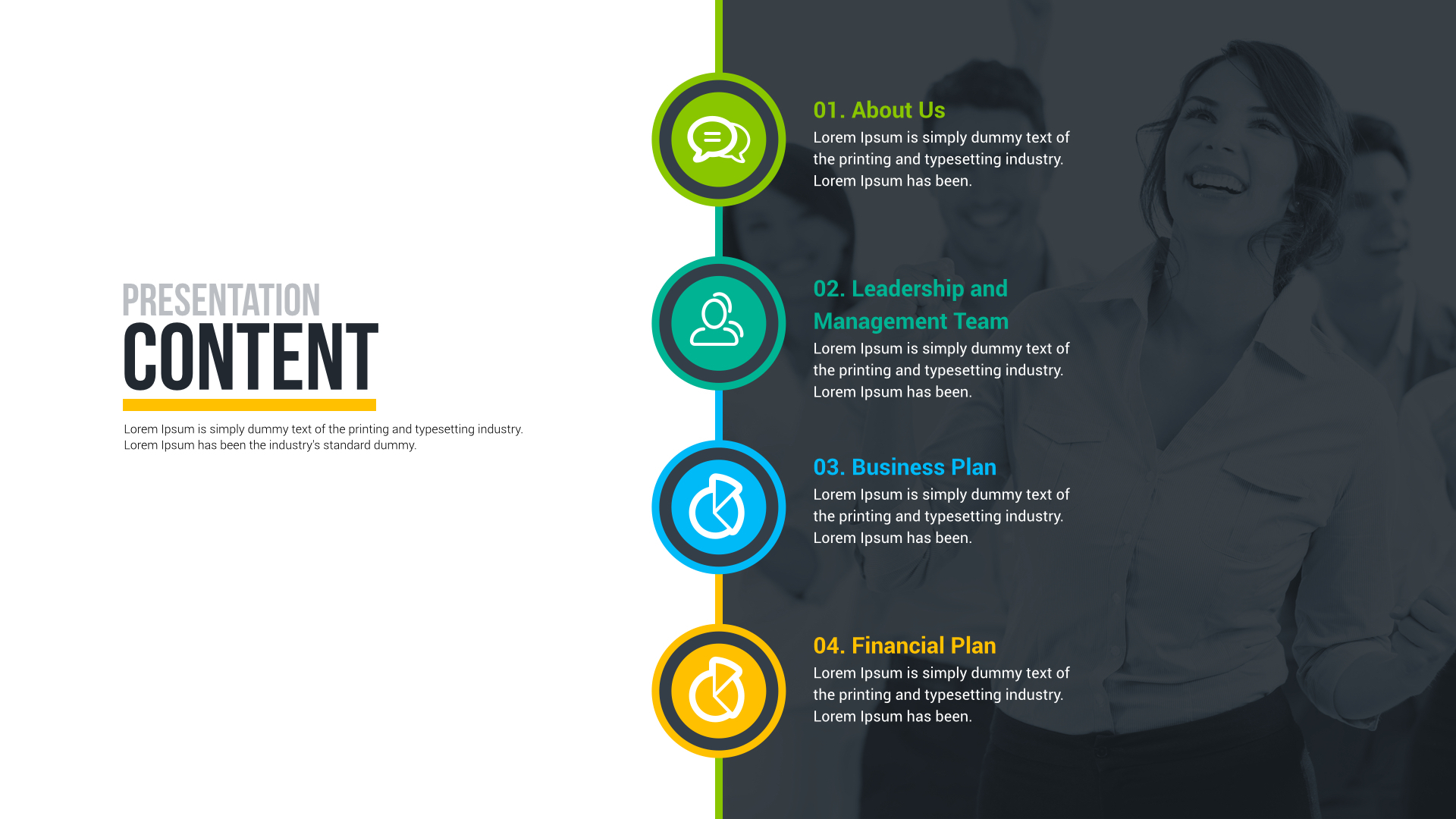 business plan powerpoint presentation free download | Papillon