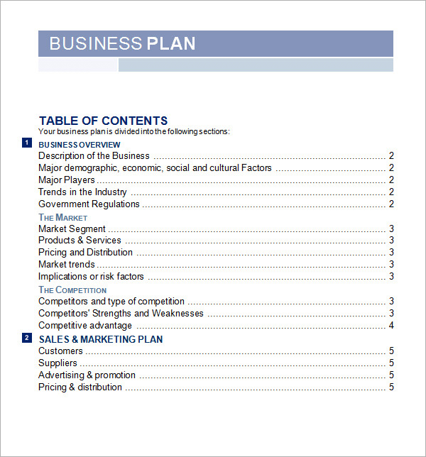 business plan template word 2013 free word business plan template