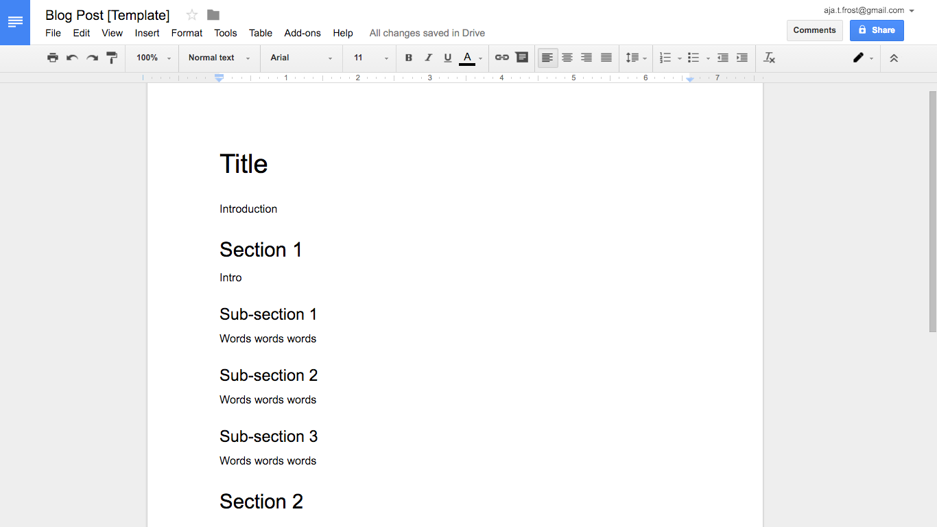 business plan google docs 24 google docs templates that will make
