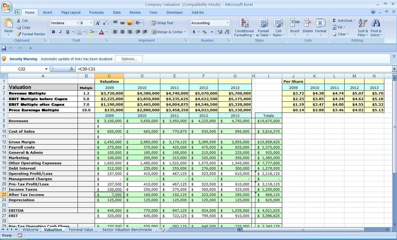 simple business plan template excel basic business plan software