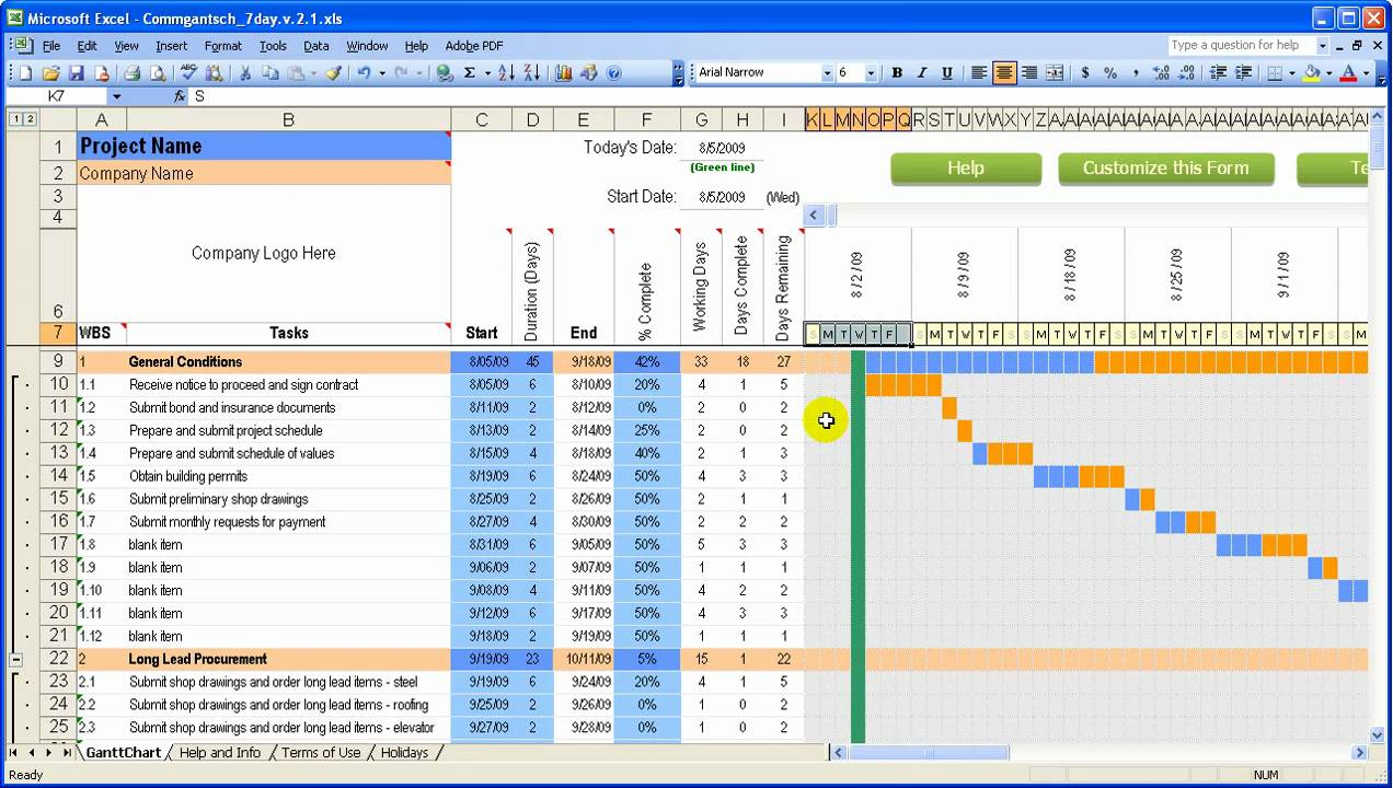 schedule using excel Londa.britishcollege.co