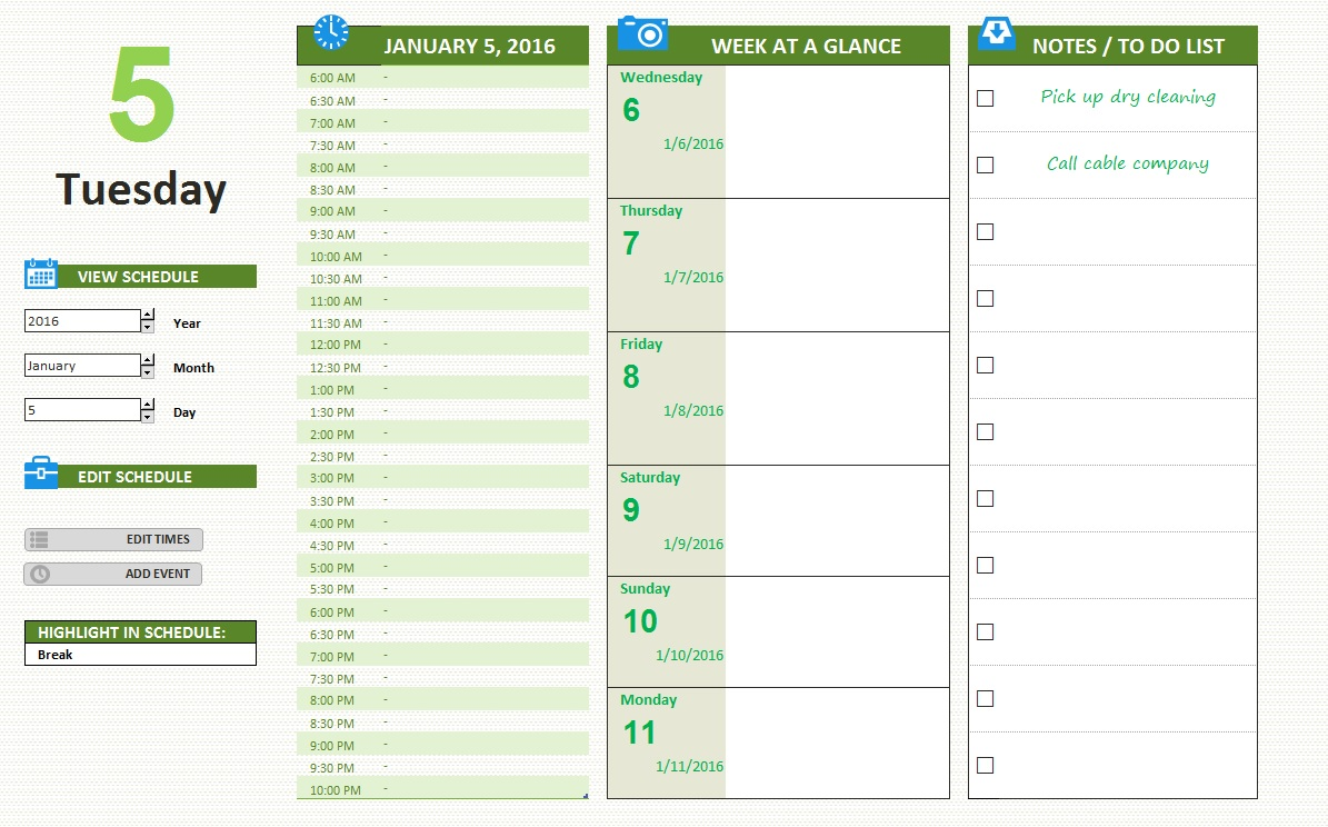 Daily Log Template – 09+ Free Word, Excel, PDF Documents Download