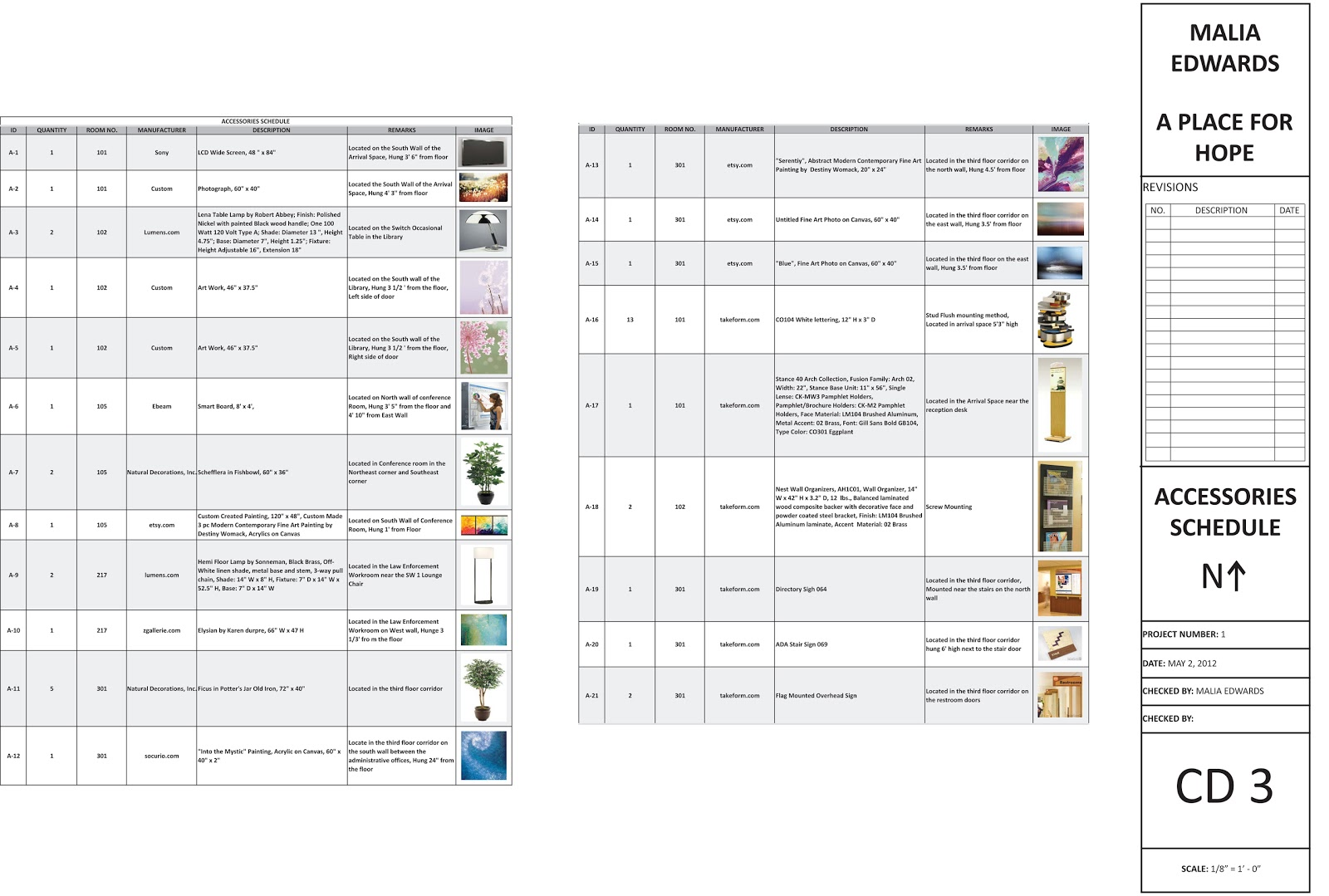 20 Images of Furniture Schedule Template