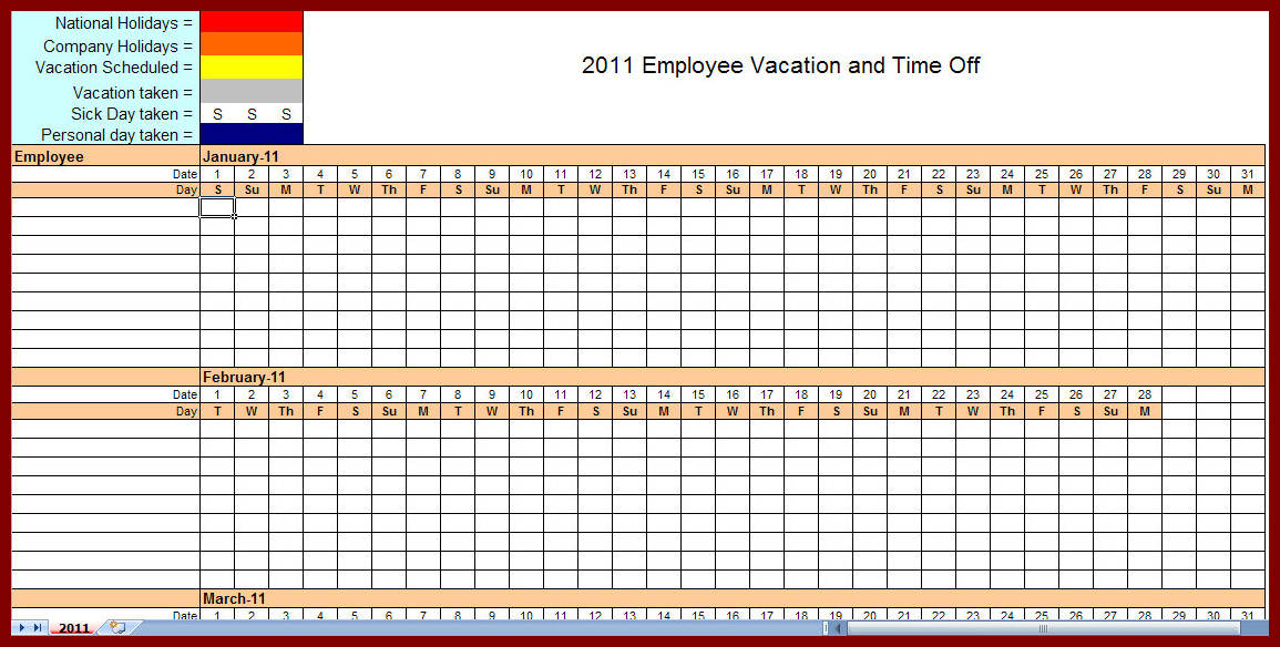 free work schedule template monthly  u2013 printable schedule