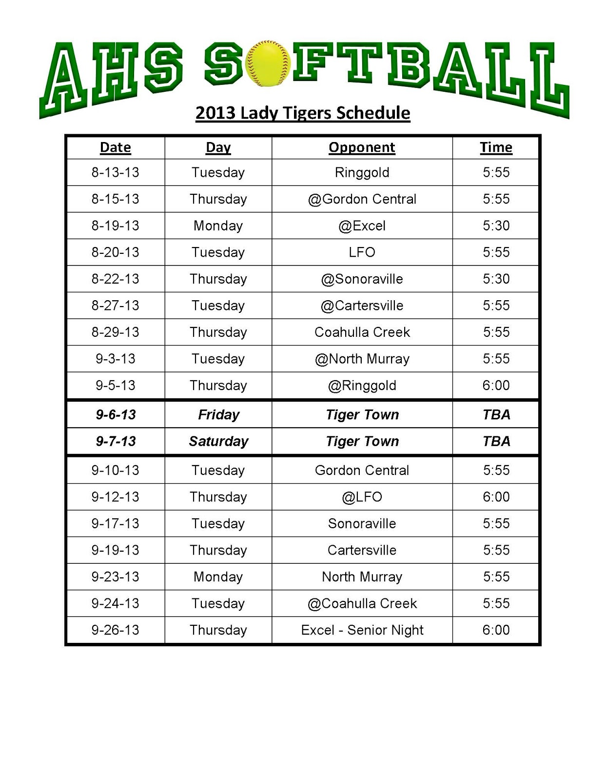 game schedule template Londa.britishcollege.co