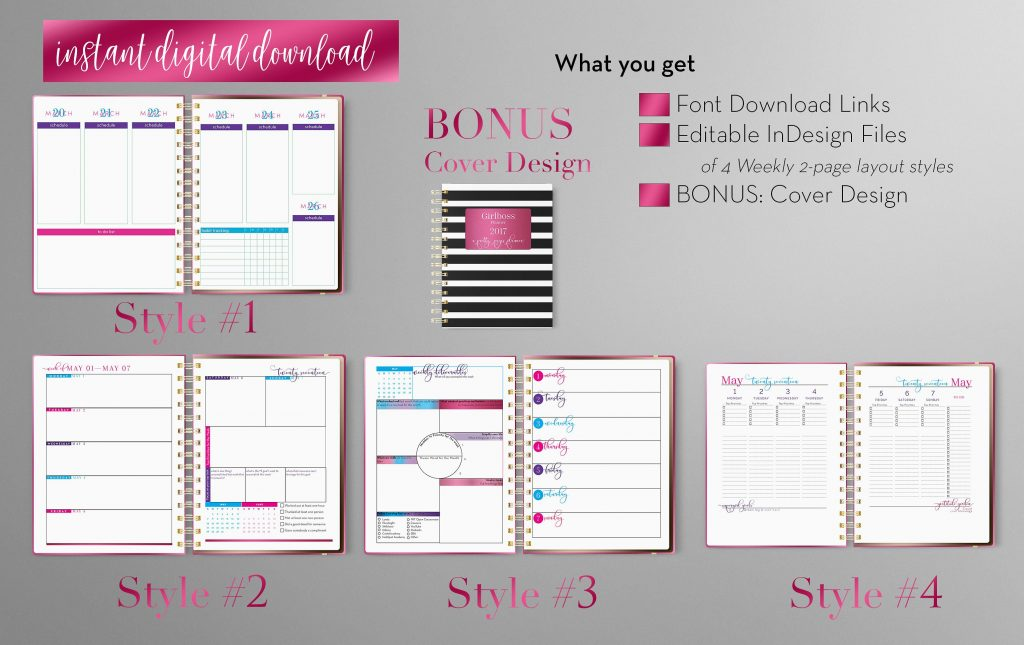 GraphicRiver Planner 2013 » Templates4share. Free Web