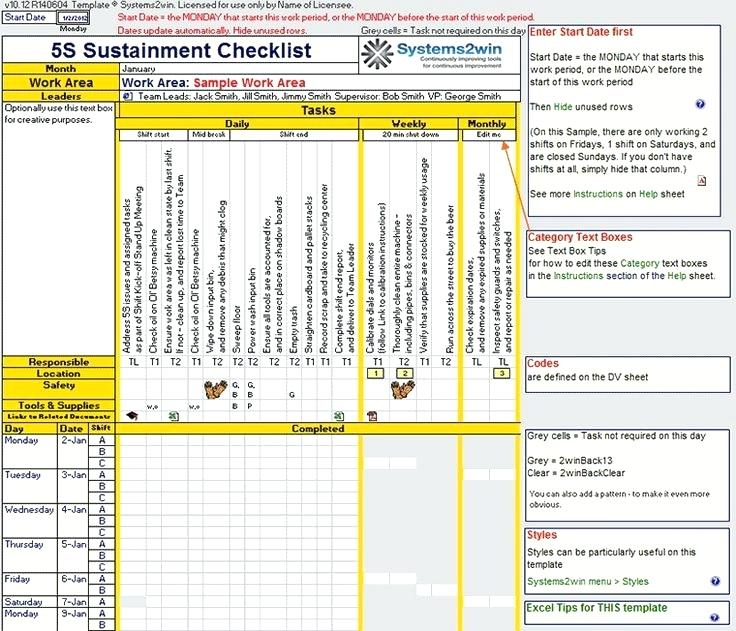 Office Cleaning Schedule Template 9+ Free Word, PDF Format