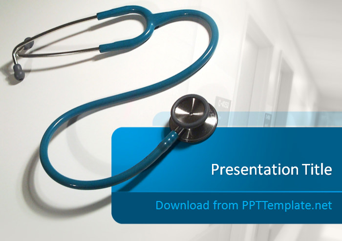Animated Medical PPT Template