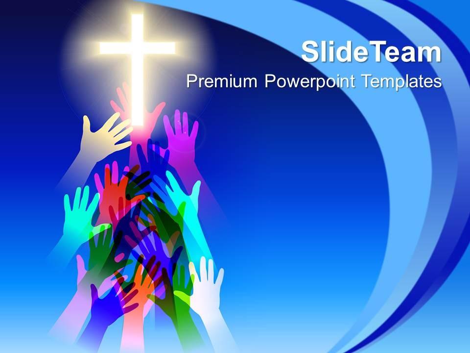 Religion Powerpoint Templates Design