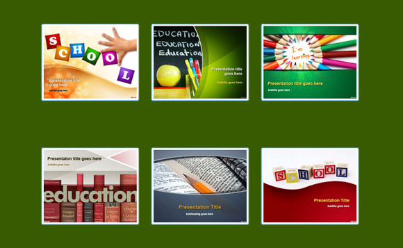 27 Images of Teacher Template For PowerPoints Google | leseriail.com