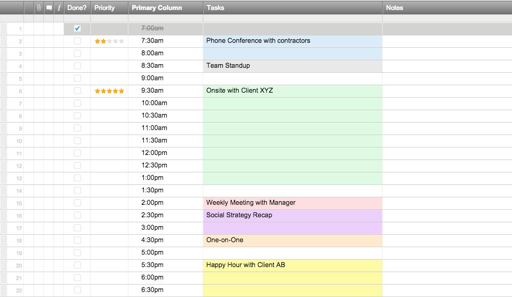 blank schedule maker Londa.britishcollege.co