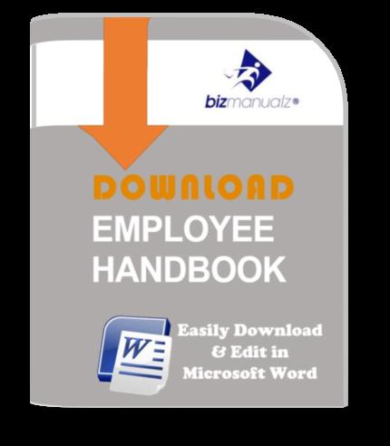 Employee Handbook Template 12+ Free Sample, Example, Format