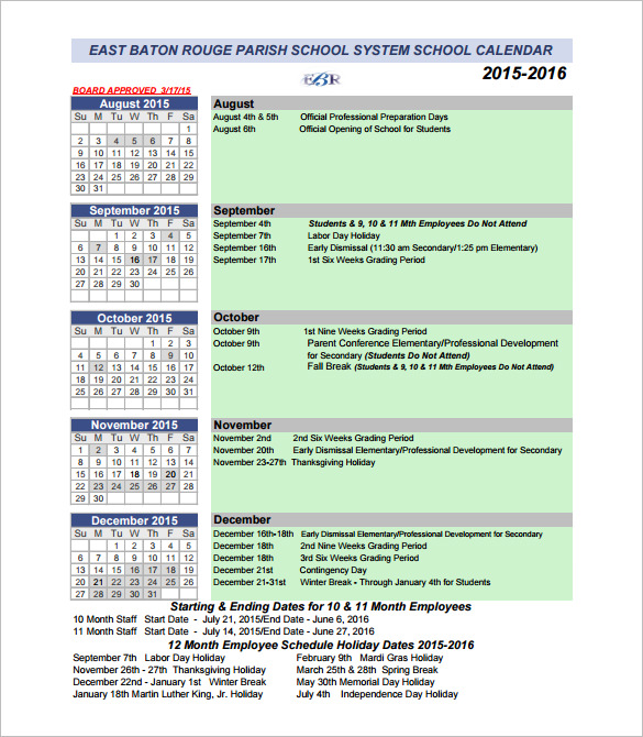 Event Schedule Templates – 14+ Free Word, Excel, PDF Format