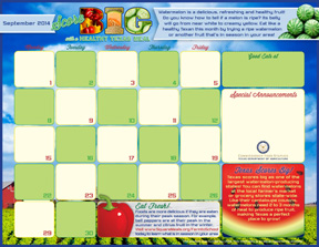 28 Images of School Lunch Menu Printable Template | tonibest.com