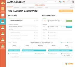 Alma™ Launches Modern K 12 School, Learning and Information