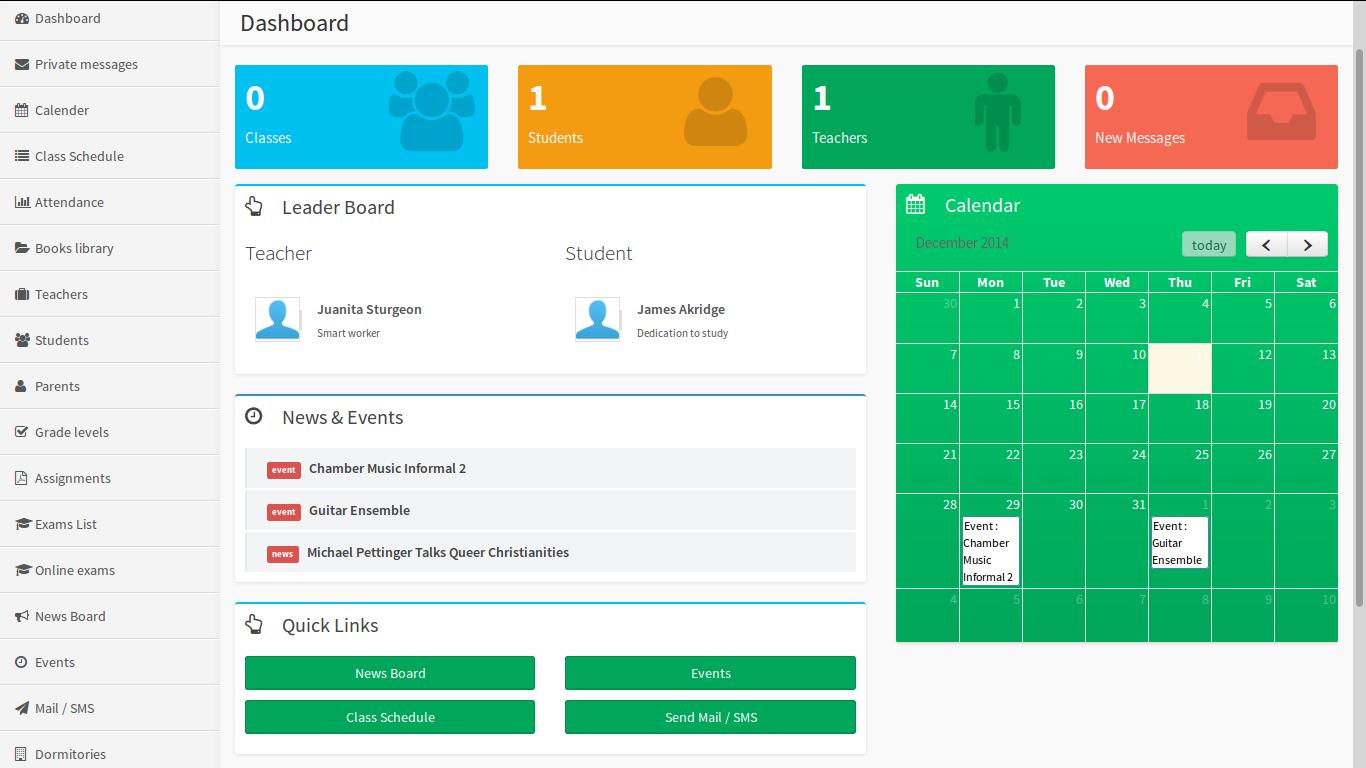 School Management Software Qatar, School Software, Best School