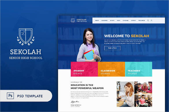 website templates free, school website templates, website template