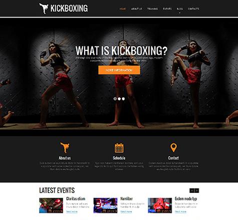 Dynamic Sports Website Templates « TT Blog