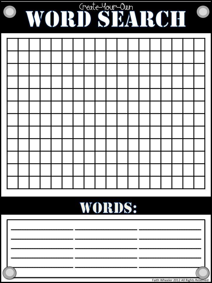Free Printable: Spelling Word Search Worksheet WeAreTeachers
