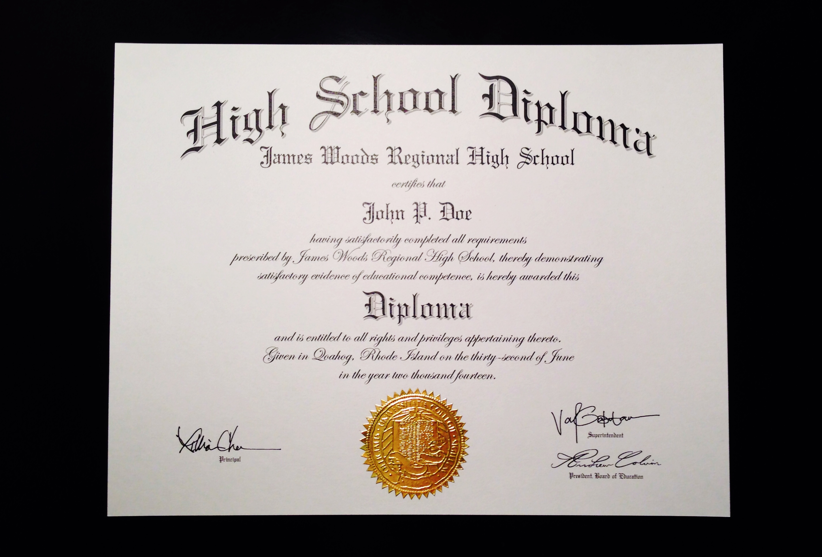 high school diploma templates free The Best Home School Guide!!