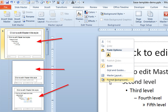 How To Insert Template In Powerpoint mvap.us