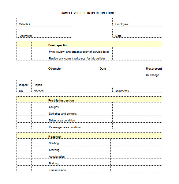 Preventive Maintenance Schedule Template 35+ Free Word, Excel